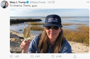 '트럼프냐 바이든이냐' 미 대선 승자는?