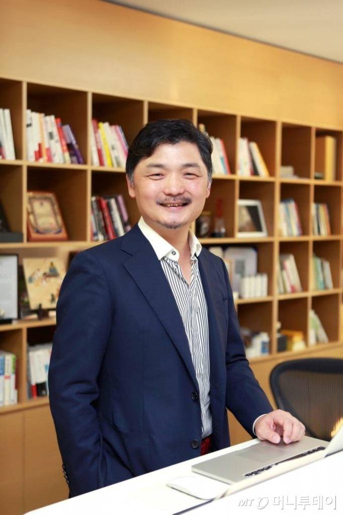 김범수 카카오 이사회 의장 / 사진제공=카카오
