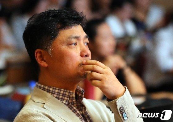 김범수 카카오 의장.