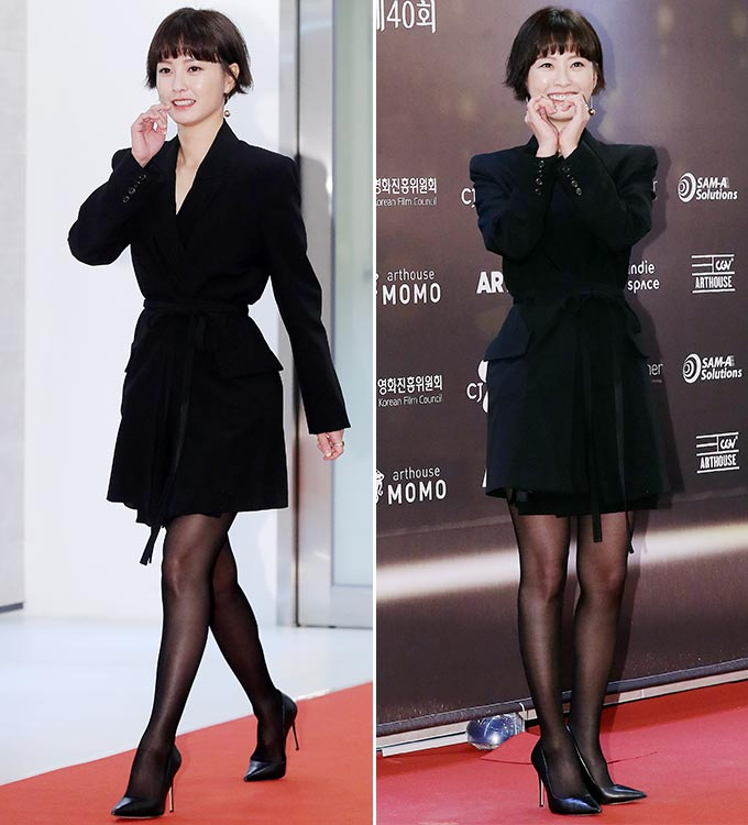 배우 정유미/사진=김창현 기자