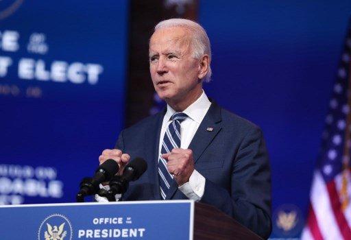 조 바이든 미국 대통령 당선인/사진=AFP