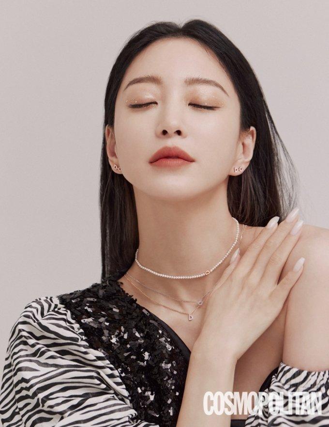 배우 한예슬/사진제공=코스모폴리탄