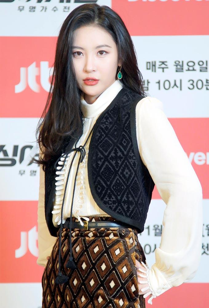 가수 선미/사진제공=JTBC