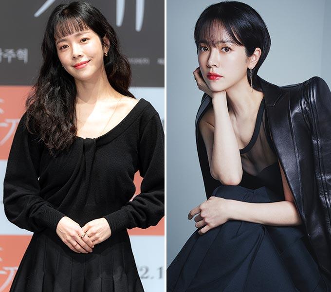 배우 한지민/사진제공=워너브라더스코리아, 더블유 코리아