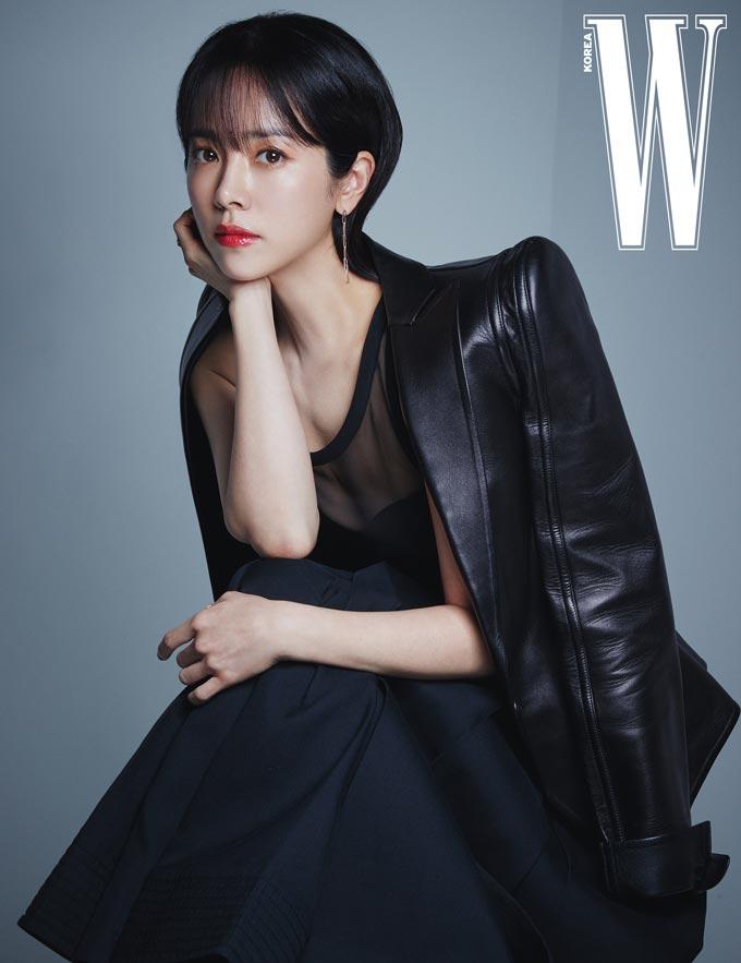 배우 한지민/사진제공=더블유 코리아