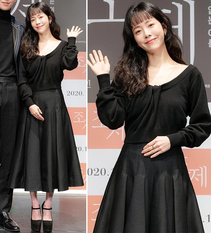 배우 한지민/사진제공=워너브라더스코리아