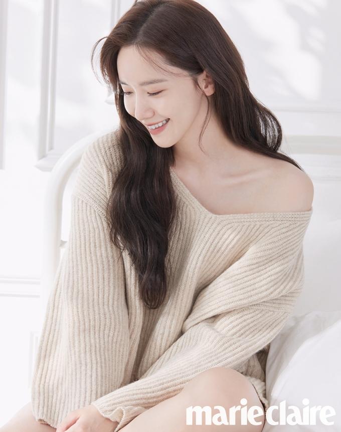 가수 겸 배우 임윤아/사진제공=마리끌레르