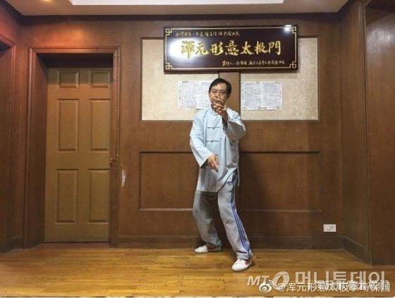격투기 팬에 30초 KO패…쿵푸계 떠난 69세 '태극권 대가'