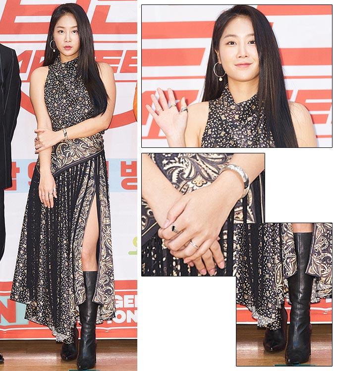 가수 소유/사진=엠넷(Mnet)