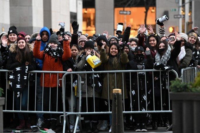 K팝 팬들/사진=AFP