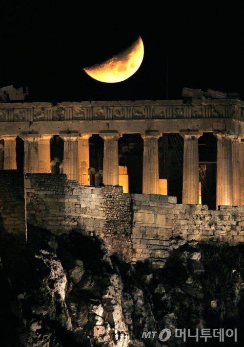 그리스 아테네 신전 / 사진제공=뉴시스
