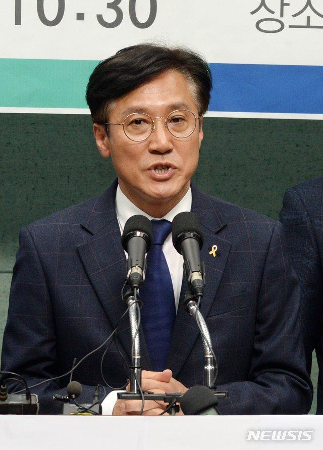 신영대 더불어민주당 대변인/사진=뉴시스