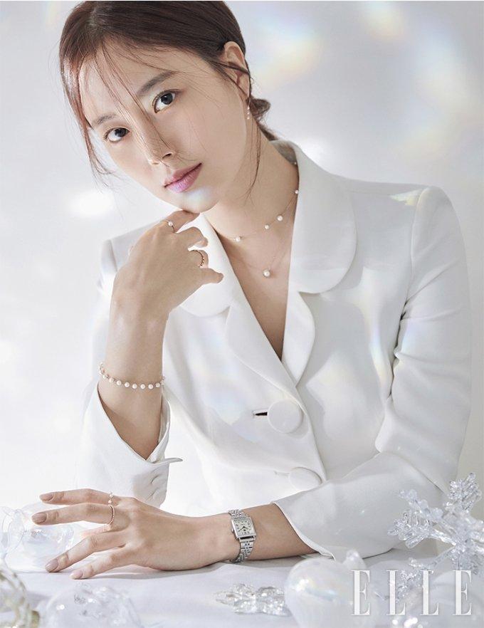 배우 문채원/사진제공=로즈몽