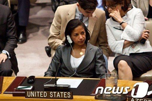 수잔 라이스 전 유엔 주재 미 대사 <자료사진> © AFP=News1