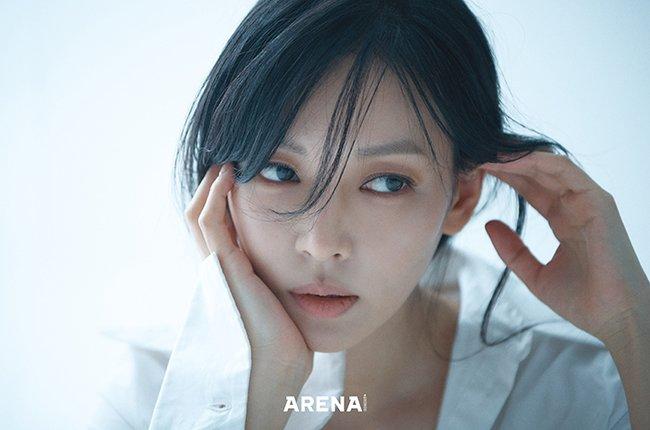 배우 김소연/사진제공=아레나 옴므 플러스