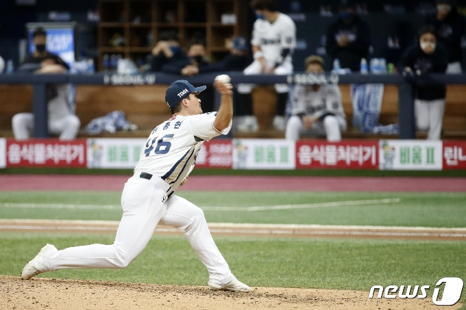 [사진] NC 원종현 '끝낸다'