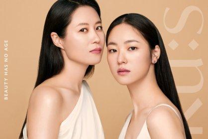 문소리·전여빈, 동반 화장품 모델 발탁…동양미 '물씬'