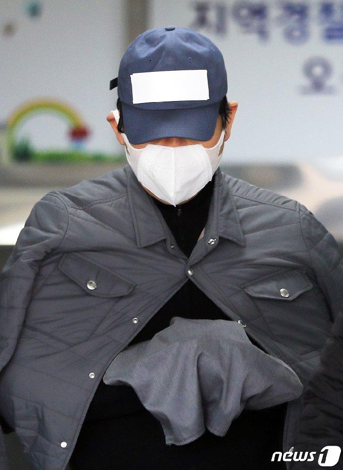김봉현 전 스타모빌리티 회장. 2020.4.26/뉴스1 © News1 이재명 기자