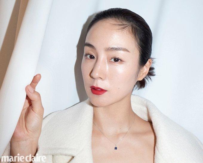 패션 인플루언서 겸 플로리스트 문정원/사진제공=마리끌레르