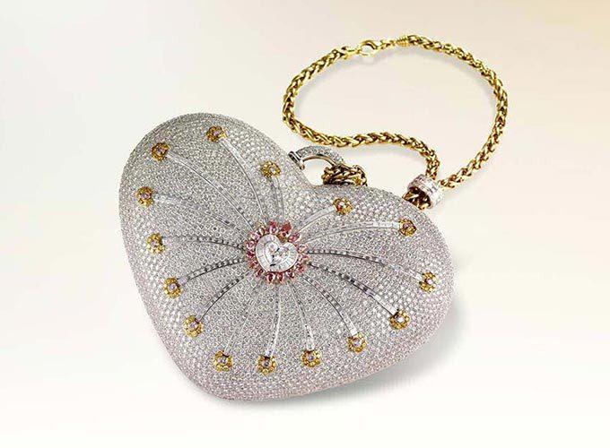 모우와드 1001 나이트 다이아몬드 지갑/사진=모우와드(Mouawad)공식 홈페이지