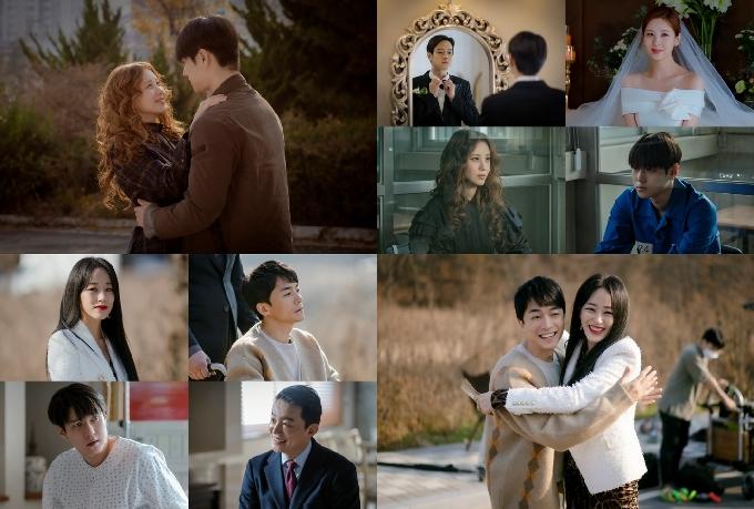 '사생활' 고경표·서현, 축복 속 결혼…꾼들의 전쟁 막내렸다