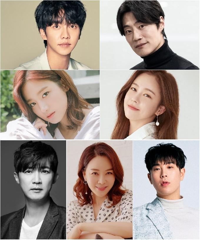 [공식입장] 이승기·이희준·박주현·경수진·안재욱, '마우스' 라인업 확정