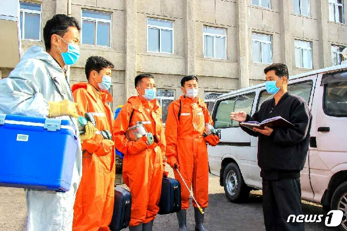 북한, 겨울철 코로나19 방역 강조…