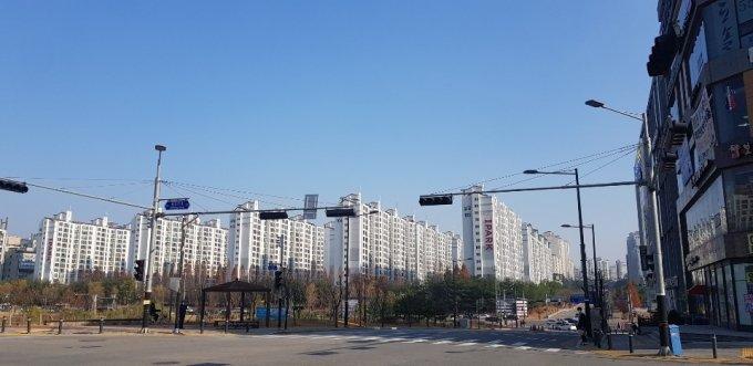 천안 서북구 불당동 구축단지 모습/사진=조한송 기자