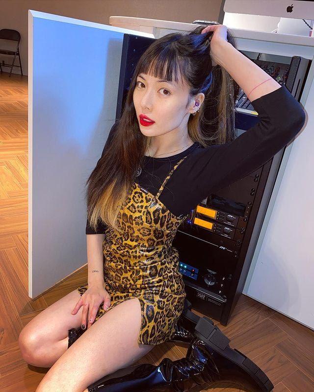 가수 현아/현아 인스타그램