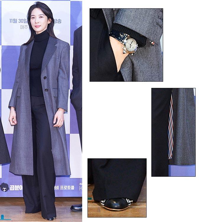 배우 이청아/사진제공=tvN, 편집=이은 기자