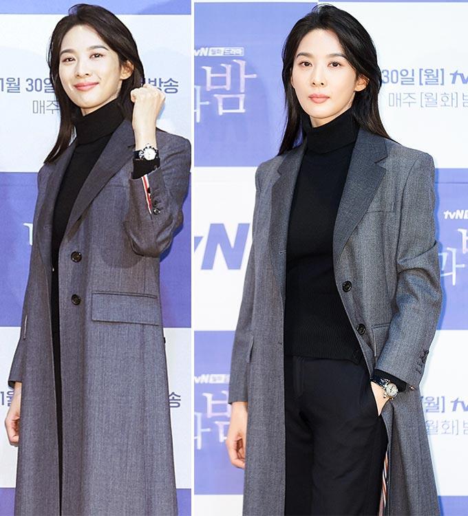배우 이청아/사진제공=tvN