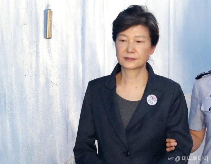 박근혜 전 대통령./사진=홍봉진 기자