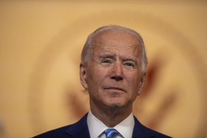 조 바이든 미국 대통령 당선자/사진=AFP
