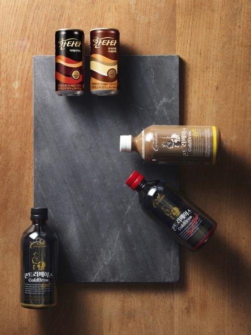 롯데 칸타타, 국내 대표 원두커피 음료 브랜드로 성장