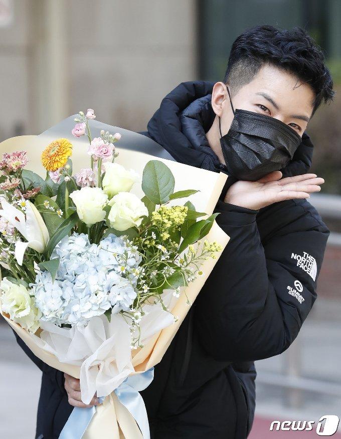 [사진] 나태주' 내가 바로 꽃'