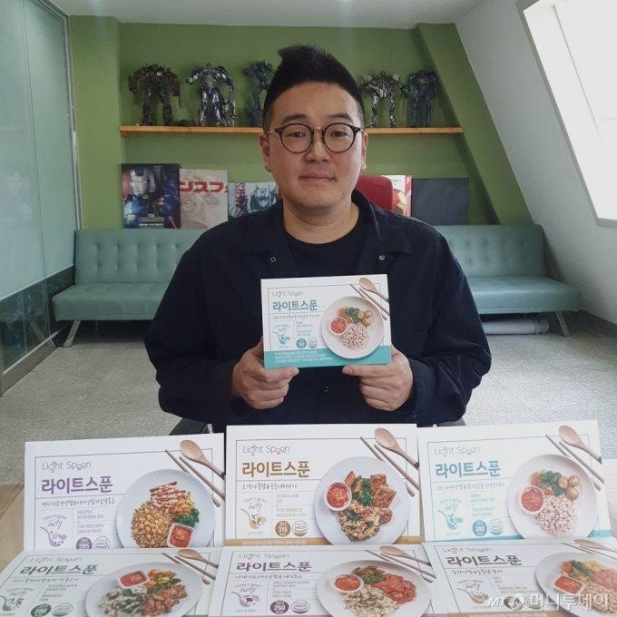 ㈜티케이크리에이티브(TK Creative)그룹 김현태 대표
