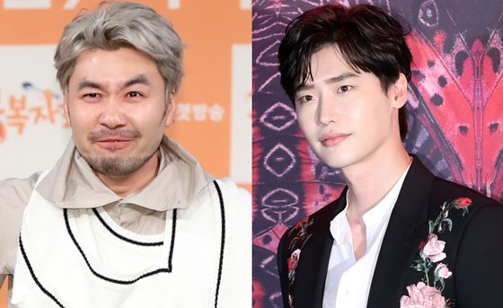 방송인 노홍철(왼쪽), 배우 이종석./사진=머니투데이DB