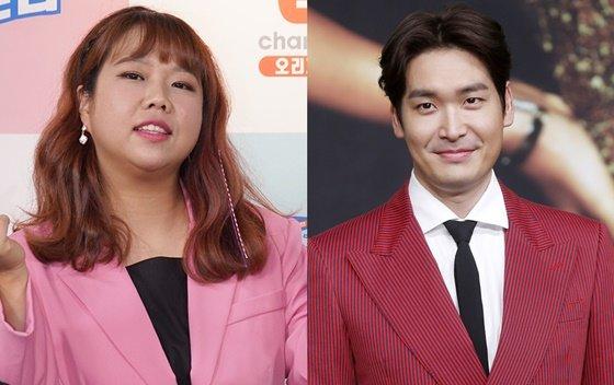 개그우먼 홍현희(왼쪽), 배우 정겨운./사진=머니투데이DB