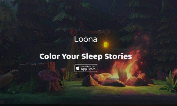 구글이 올해의 앱 1위로 뽑은 '로나'(Loona)