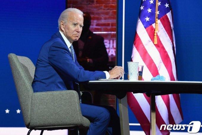 조 바이든 미국 대통령 당선인