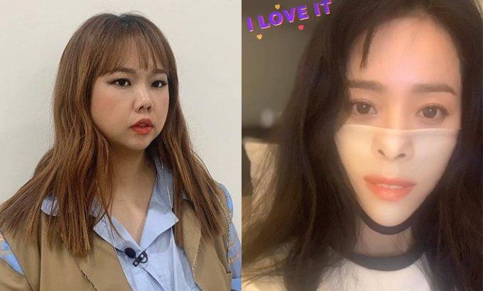 /사진=홍현희, 한지민 인스타그램