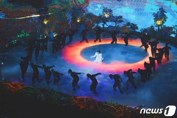 [사진] 방탄소년단 정국 '거침없는 매력'