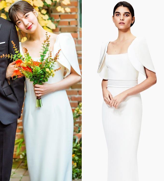 가수 겸 배우 수지/사진=tvN 드라마 공식 트위터, 사피야 공식 홈페이지