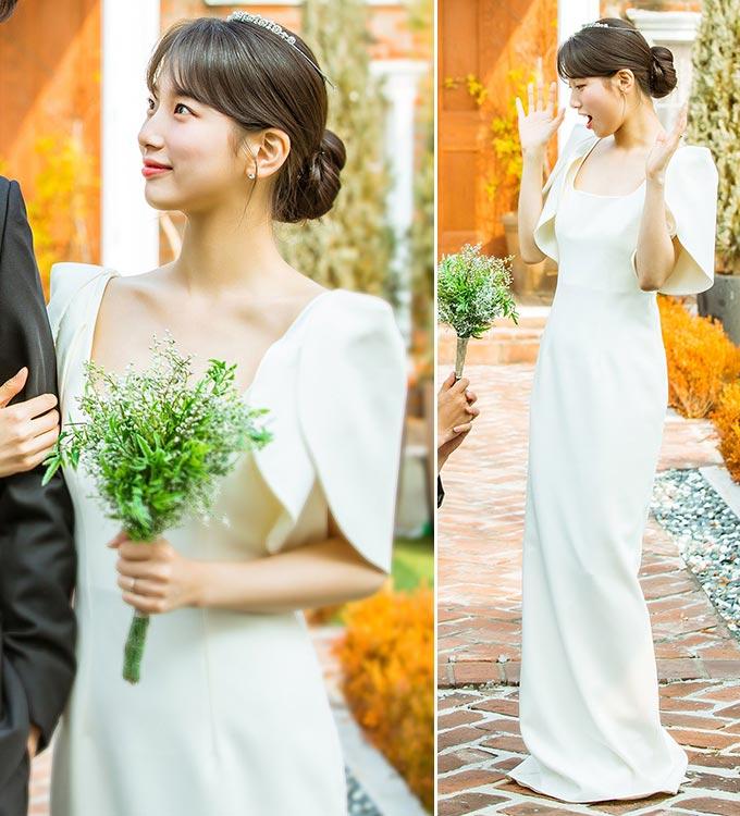가수 겸 배우 수지/사진=tvN 드라마 공식 트위터