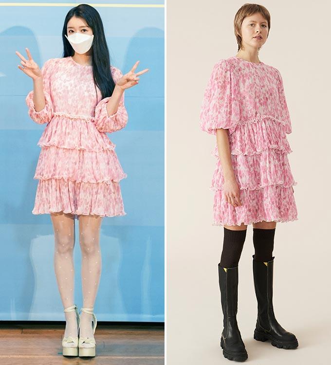 그룹 오마이걸 유아/사진=엠넷(Mnet) 제공, 가니(Ganni)