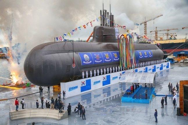 대우조선, 디젤잠수함 '세계 최장기 연속운전' 성공