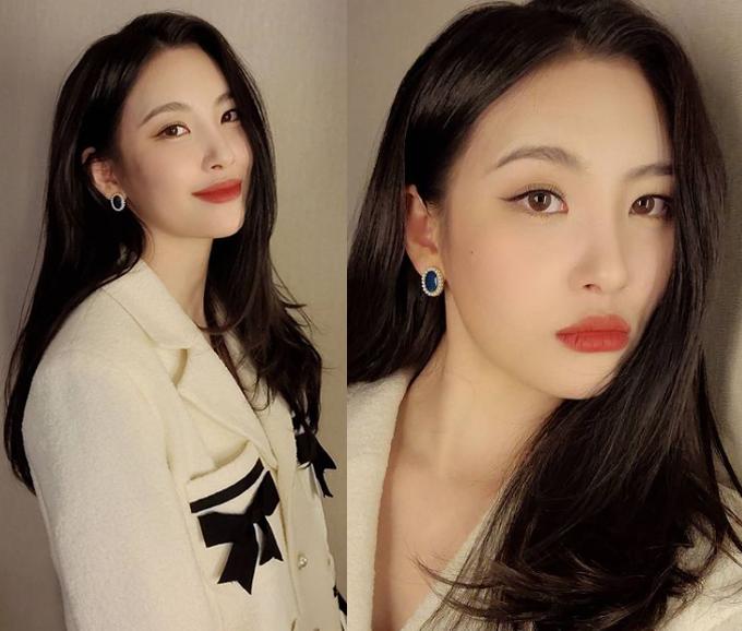 /사진=가수 선미 인스타그램