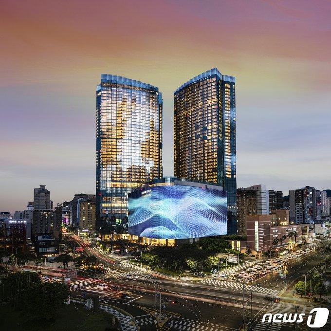 드림타워 전경(롯데관광개발 제공) /© 뉴스1
