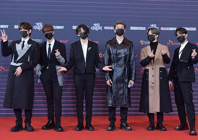 그룹 방탄소년단(BTS)/사진제공=KBS