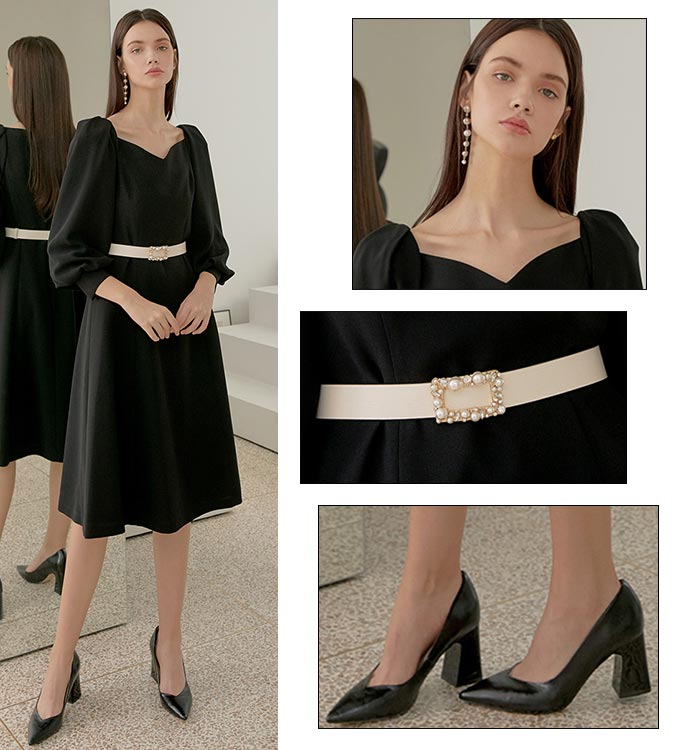 에스블랑 오드리 드레스/사진=에스블랑(S BLANC) 공식 홈페이지